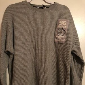 Thick and soft Enyce long sleeve shirt